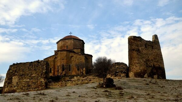 Монастырский храм Джвари