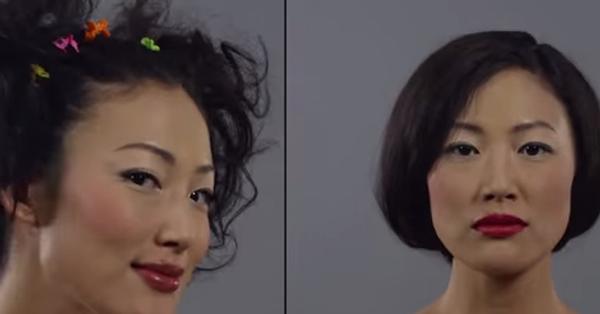 Корейская мода: 100 лет женской красоты