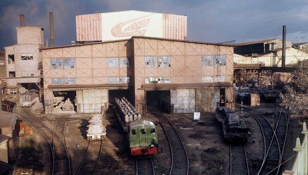 Производство поездов. Архивное фото