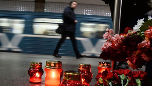 Годовщина теракта на станциях Лубянка и Парк культуры. Архивное фото