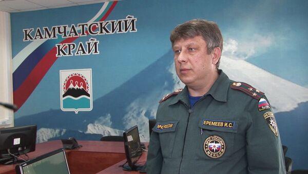 Спасатель о ситуации в Охотском море, где затонул траулер со 132 рыбаками