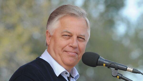 Лидер Коммунистической партии Украины Петр Симоненко