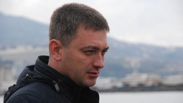 Министр курортов и туризма Краснодарского края Евгений Куделя. Архивное фото