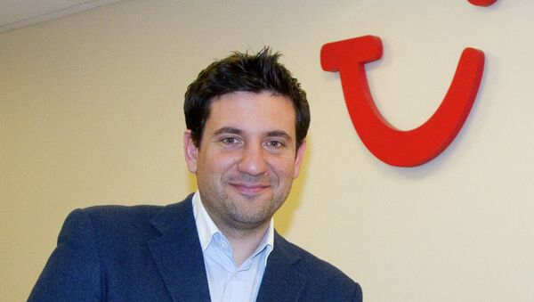 Директор по маркетингу и продажам TUI Россия Ивор Вукелик
