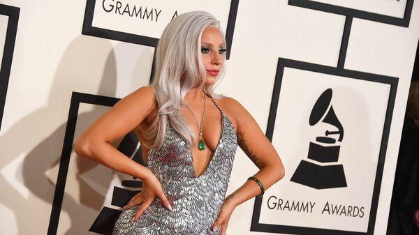 Американская певица Леди Гага