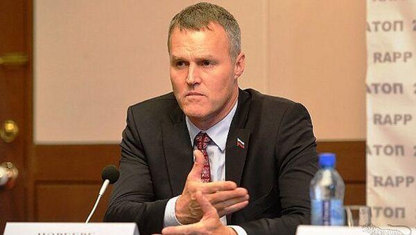 Глава Российско-Американского тихоокеанского партнерства (РАТОП) Дерек Норберг. Архивное фото