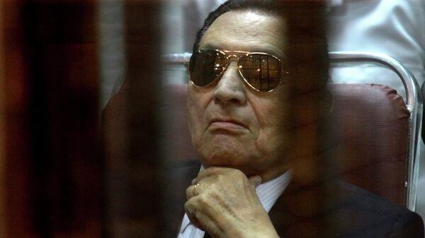 Экс президент Египта Хосни Мубарак
