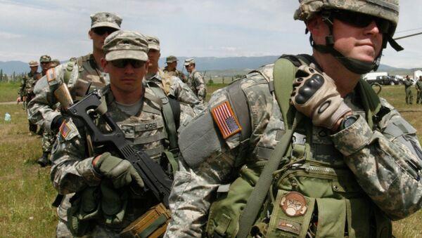 Американские военные инструкторы