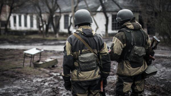 ЛНР зафиксировала взрыв на подконтрольной Киеву территории Донбасса