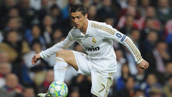 Игрок Реала Криштиану Роналду. Архивное фото