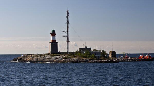 Морское побережье возле Хельсинки