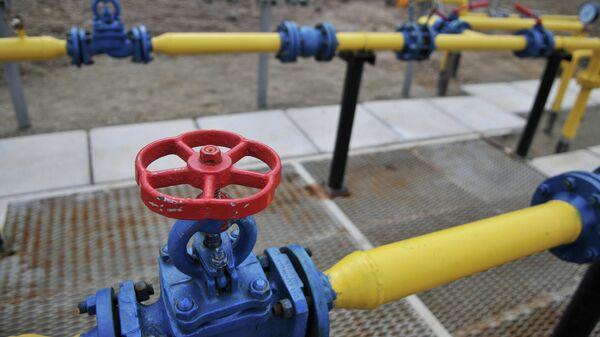 Компрессорная установка Креховского месторождения природного газа