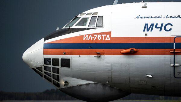 Самолеты МЧС РФ эвакуировали граждан России и других государств из Непала. Архивное фото
