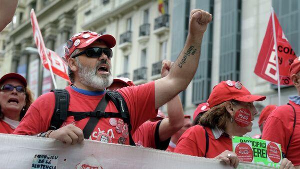 Празднование 1 мая в Испании