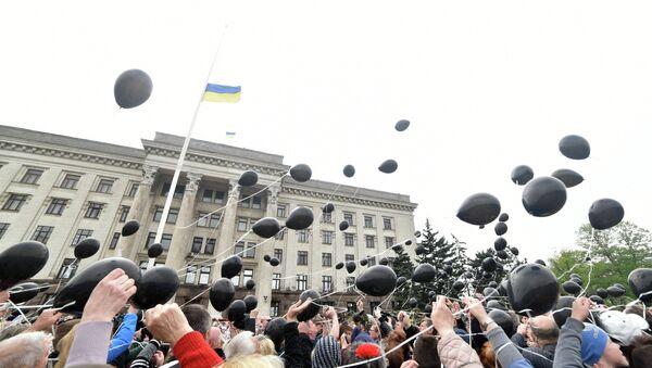 Годовщина трагедии в Одессе. Архивное фото