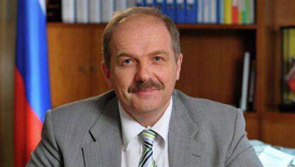 Торговый представитель Российской Федерации в Японии Сергей Егоров