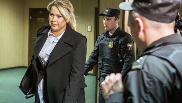 Оглашение приговора Евгении Васильевой. Архивное фото