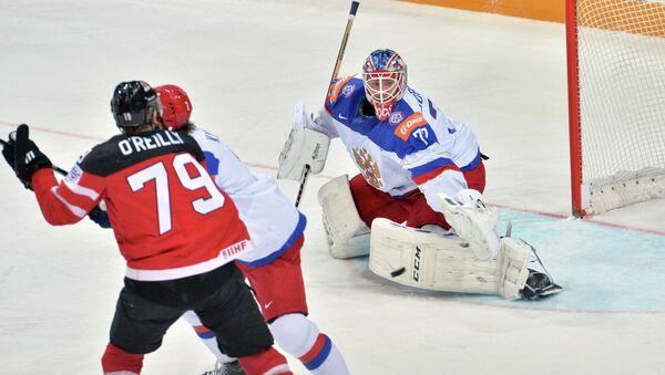 Хоккей. Чемпионат мира - 2015. Финальный матч. Канада - Россия
