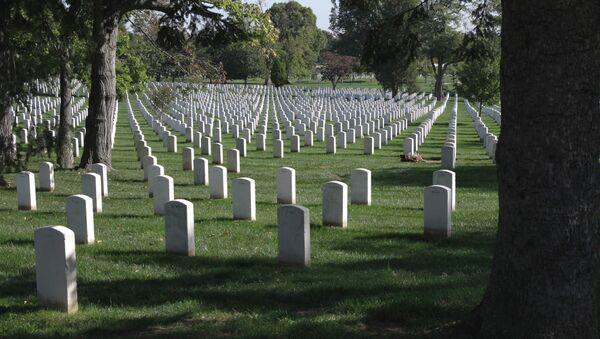 Арлингтонское национальное кладбище. Архивное фото