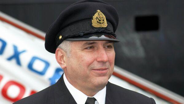 Капитан Росатомфлота Валентин Давыдянц