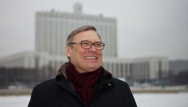 Сопредседатель РПР-ПАРНАС Михаил Касьянов. Архивное фото
