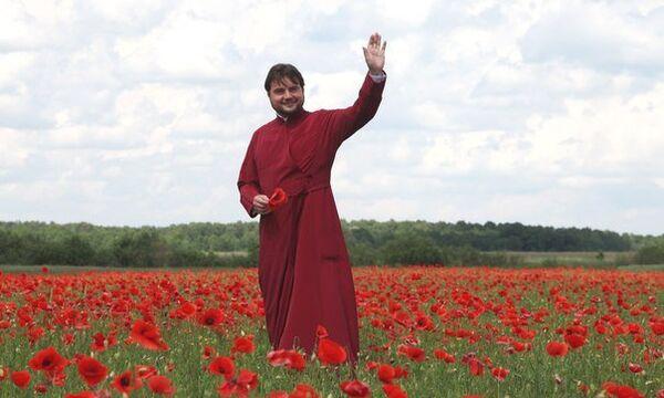 Викариий Киевской митрополии митрополит Александр (Драбинко).