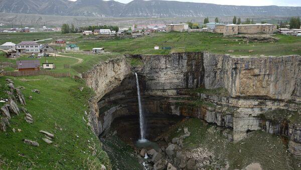 Виды Северного Кавказа. Архивное фото