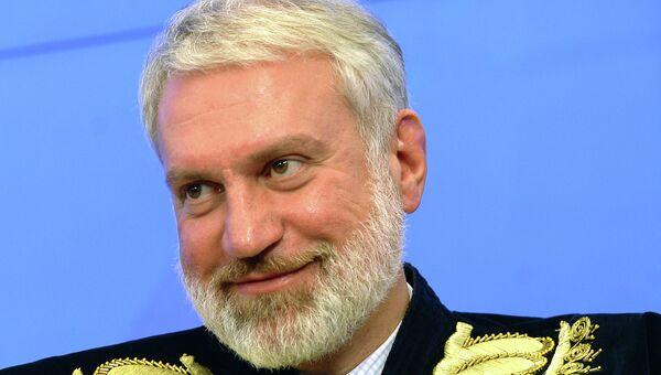 Бывший генеральный директор Росгосцирка Вадим Гаглоев. Архивное фото