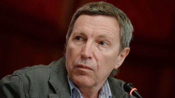 Председатель отборочной комиссии Московского международного кинофестиваля Андрей Плахов