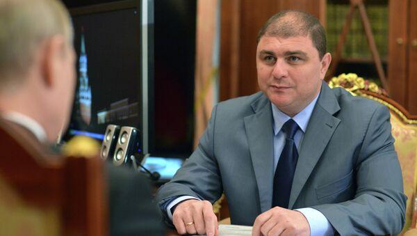 Губернатор Орловской области Вадим Потомский. Архивное фото