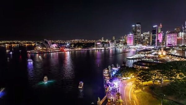 Краски Сиднея