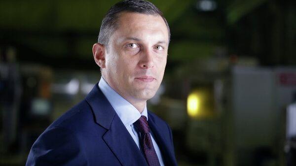 Заместитель министра обороны Алексей Криворучко