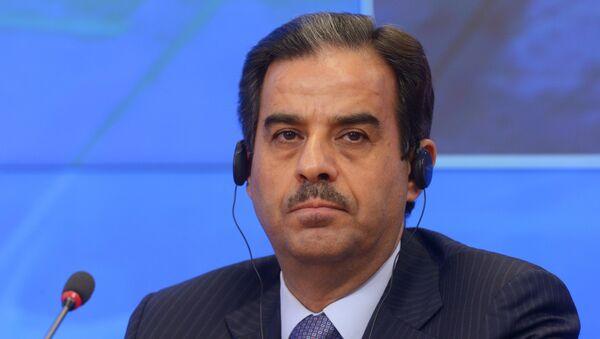 Чрезвычайный и Полномочный Посол Ливана в России Шауки Бу Нассар. Архив
