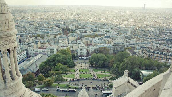 Виды Парижа, Франция