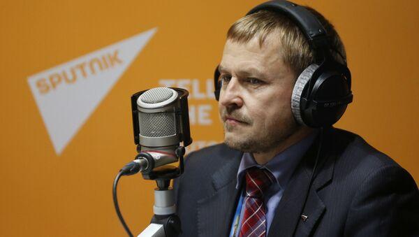 Президент Общероссийской общественной организации малого и среднего предпринимательства ОПОРА России Александр Калинин