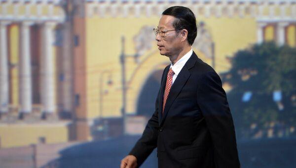 Чжан Гаоли. Архивное фото