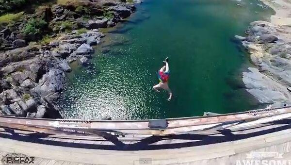 Красиво прыгать не запретишь
