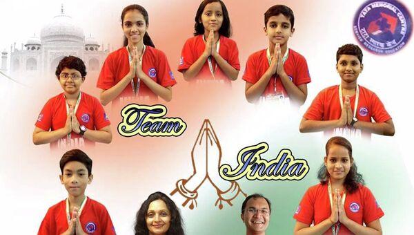 Игры победителей-2015: команда Индии
