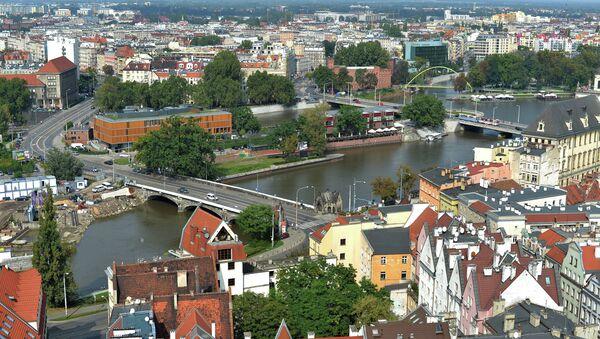 Города мира. Вроцлав. Архивное фото