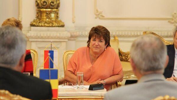 Глава Россотрудничества Любовь Глебова. Архивное фото