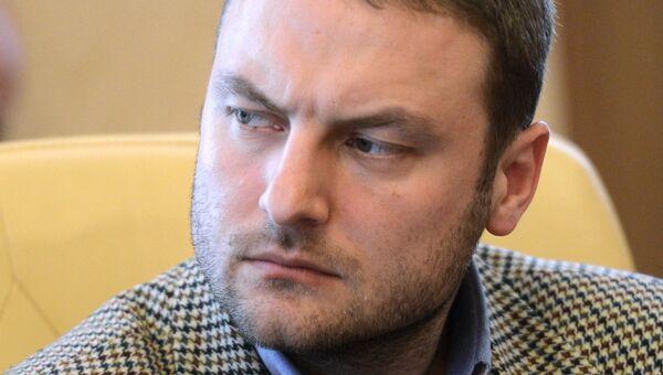Андрей Скрынник. Архивное фото