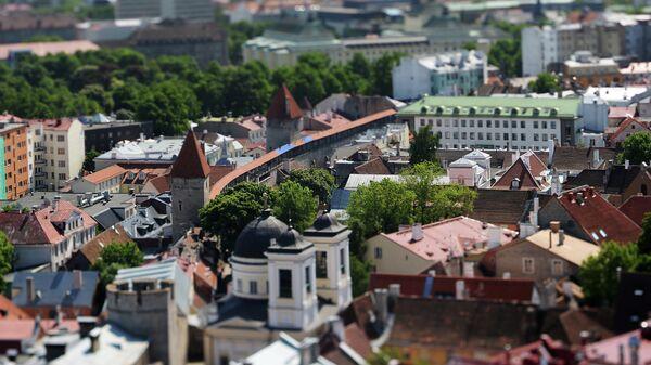Таллин. Архивное фото