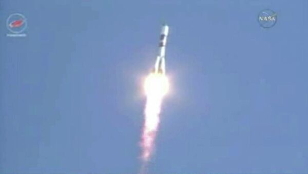 Пуск ракеты Союз-У. Архивное фото