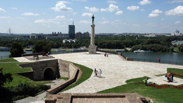 Виды города Белград