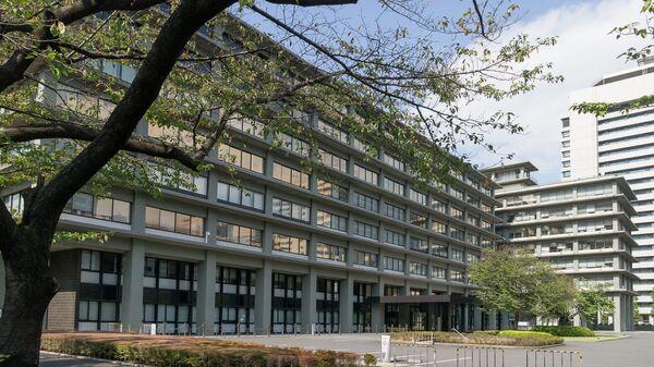 Здание МИДа Японии. Архивное фото