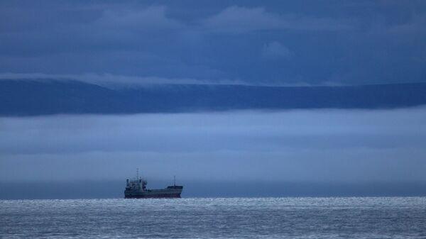 Северный морской путь. Порт Певек, архивное фото