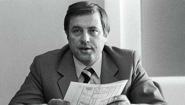 Главный редактор газеты Комсомольская правда Геннадий Селезнев