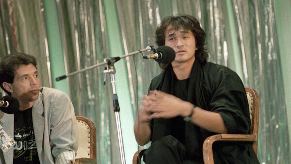 Виктор Цой. Архивное фото