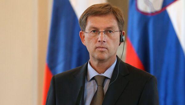 Председатель правительства Словении Мирослав Церар. Архивное фото
