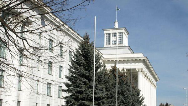Здание Правительства Кабардино-Балкарской Республики в Нальчике. Архивное фото